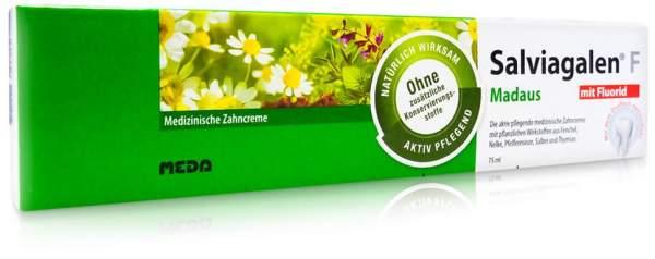 Salviagalen F Madaus 75 ml Zahncreme