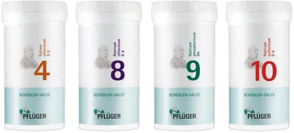 Biochemie Pflüger Mit Schwung in den Frühling Kur 4 x 400 Tabletten