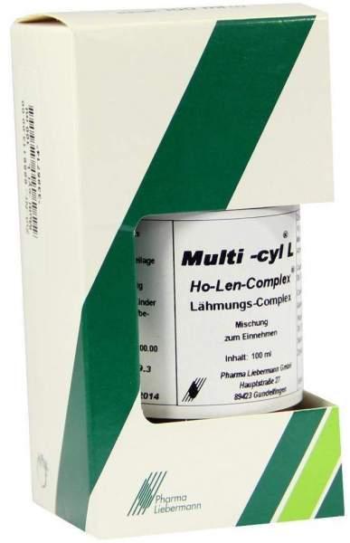 Multi Cyl L Lähmungs Komplex 100 ml