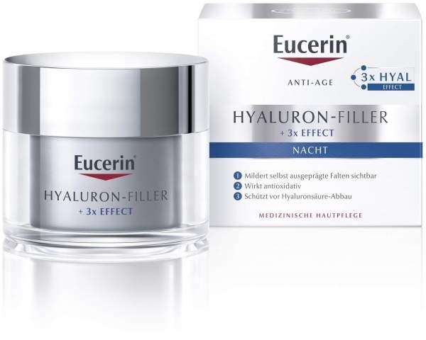 Eucerin Anti Age Hyaluron Filler Nachtcreme 50 ml