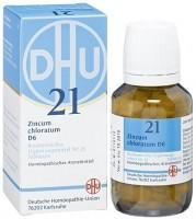 Biochemie DHU 21 Zincum chloratum D6 Tabletten