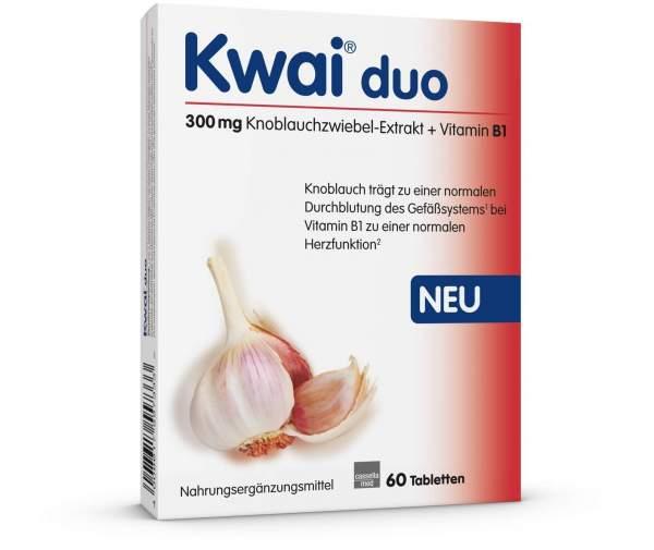Kwai duo 60 Tabletten