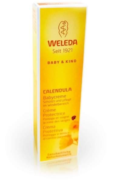 Weleda Baby Calendula Babycreme 10 ml