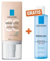 La Roche Posay Rosaliac CC Creme 50ml + gratis Reinigungsgel 50ml