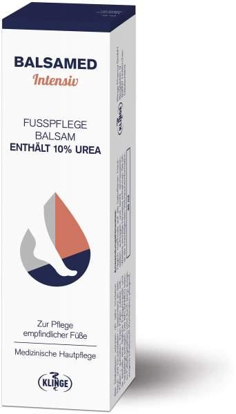 Balsamed Intensiv Salbe 40 G Salbe Fußpflegebalsam