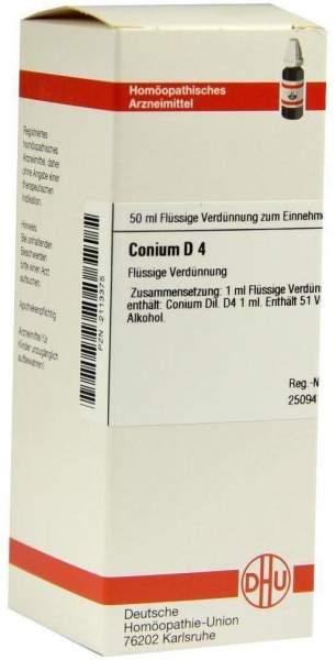 Dhu Conium D4 50 ml Dilution