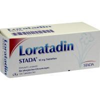Loratadin Stada 10 mg Tabletten 100  Tabletten
