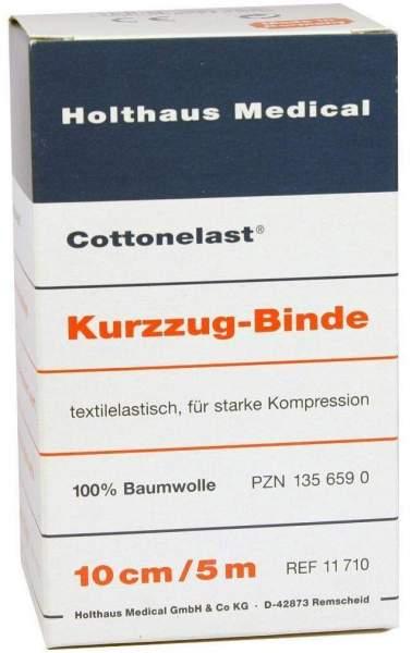 Kurzzugbinde Cottonelast 5 M X 10 cm 1 Binde
