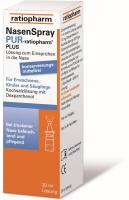 NasenSpray PUR-ratiopharm PLUS 20ml Lösung