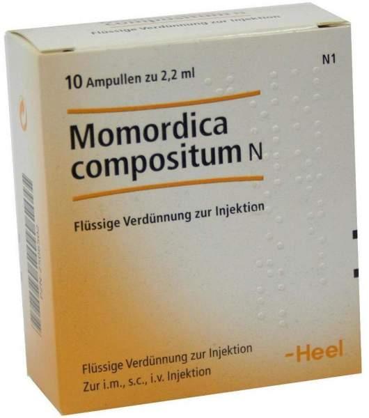 Momordica Compositum N Ampullen 10 Ampullen