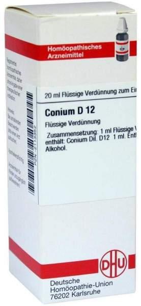 Dhu Conium D12 Dilution