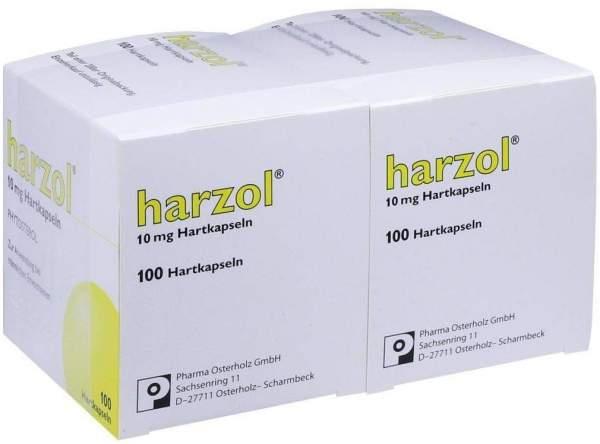 Harzol 200 Kapseln