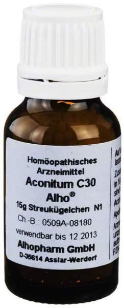 Aconitum C30 15 Gglobuli