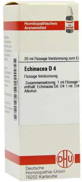 Echinacea D4 20 ml Dilution