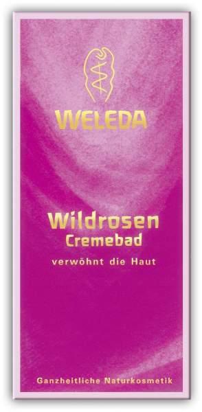 Weleda Wildrosen Cremebad