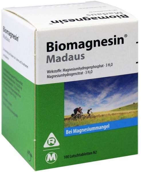 Biomagnesin 100 Tabletten