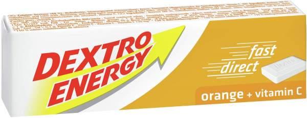 Dextro Energy Orange + Vitamin Ace 1 Stück