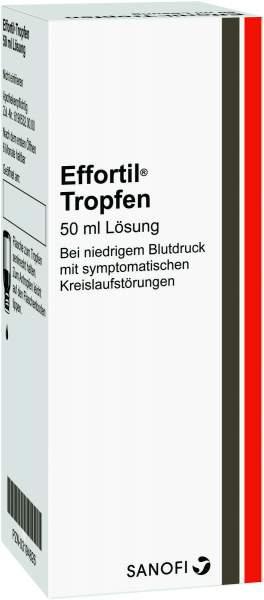 Effortil Tropfen 50 ml Lösung