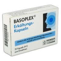 BASOPLEX Erkältungskapseln