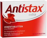 Antistax extra Venentabletten