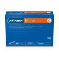 Orthomol Immun Direktgranulat Himbeer-Menthol 30 Beutel