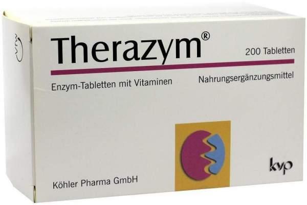 Therazym 200 Tabletten