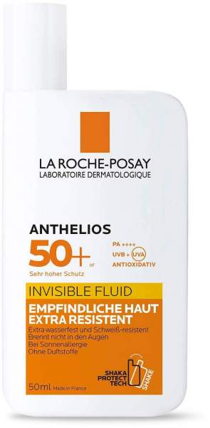 La Roche Posay Anthelios Invisible Fluid LSF 50+ 50 ml