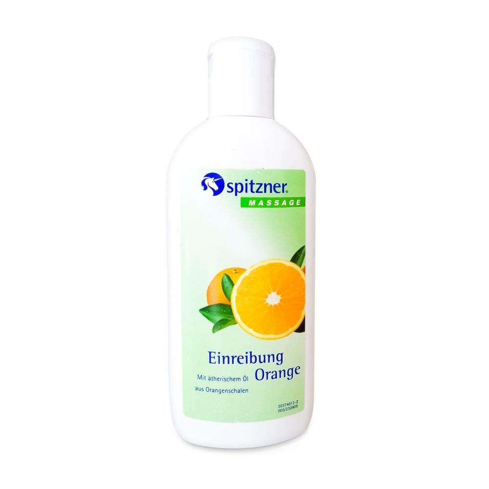 Spitzner Massage Einreibung Orange 200 ml Einre...
