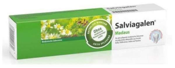 Salviagalen 75 ml Med.Zahncreme