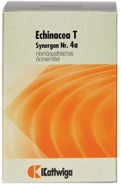 Synergon 4 A Echinacea T 200 Tabletten
