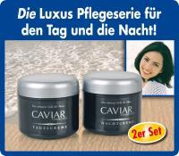 Bio-Vital Pflegeset Caviar Tag & Nachtcreme