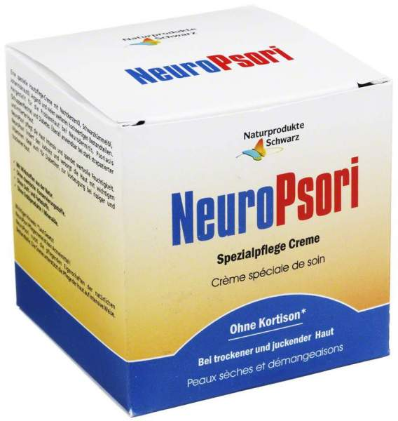 Neuropsori Pflegecreme 100 ml Creme