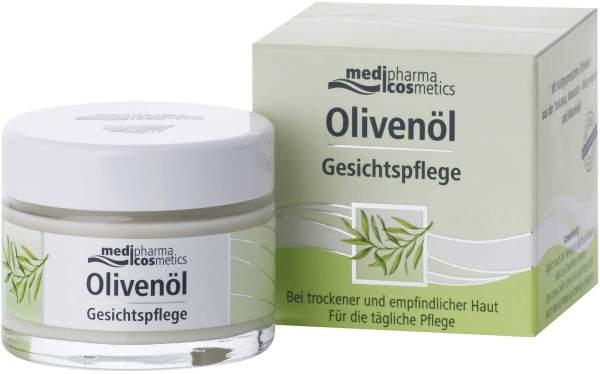Olivenöl Gesichtspflege 50 ml Creme