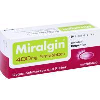 Miralgin 400 mg Filmtabletten