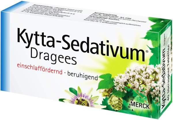 Kytta - Sedativum 40 Dragees
