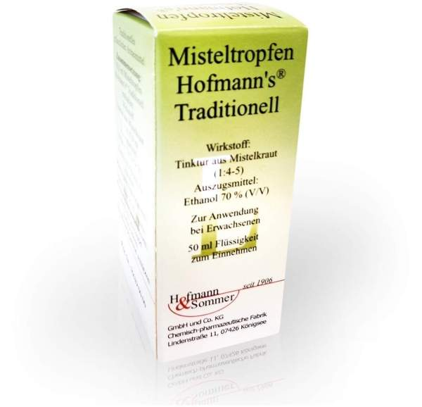 Misteltropfen Hofmanns Traditionell 50 ml Tropfen