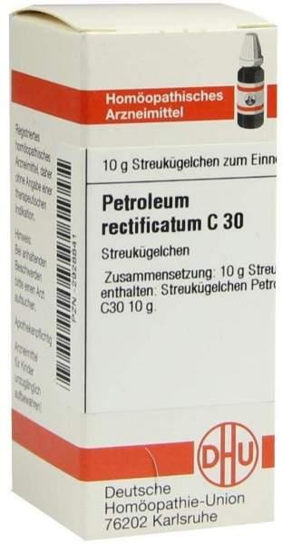 Dhu Petroleum Rectificatum C30 10 G Globuli
