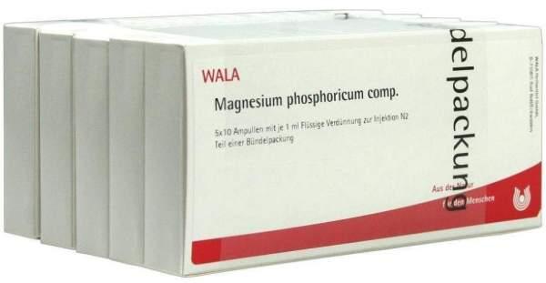 Magnesium Phos. Comp. Ampullen 50 X 1 ml