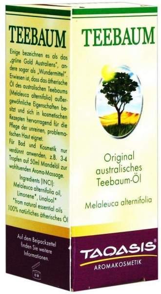 Taoasis Teebaum Öl 30 ml
