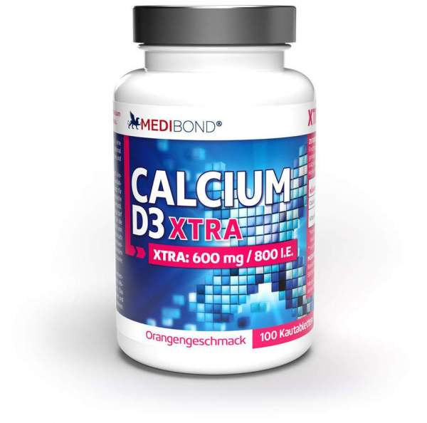 Calcium D3 XTRA Medibond