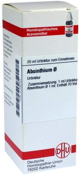 Absinthium Urtinktur 20 ml Dilution