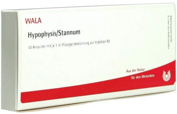 Hypophysis-Stannum Ampullen 10 X 1 ml