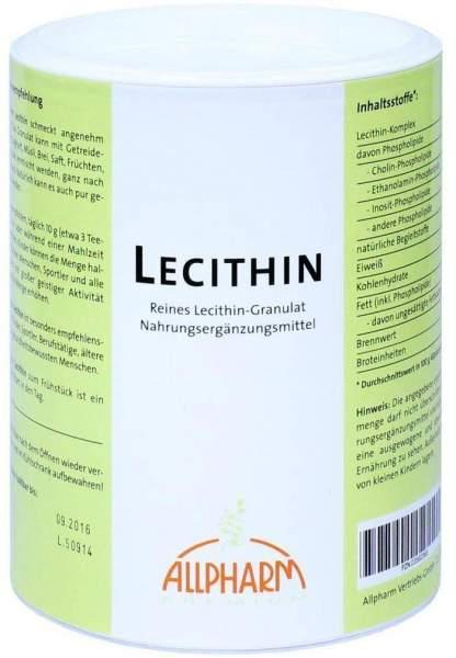Lecithin 200 G Granulat