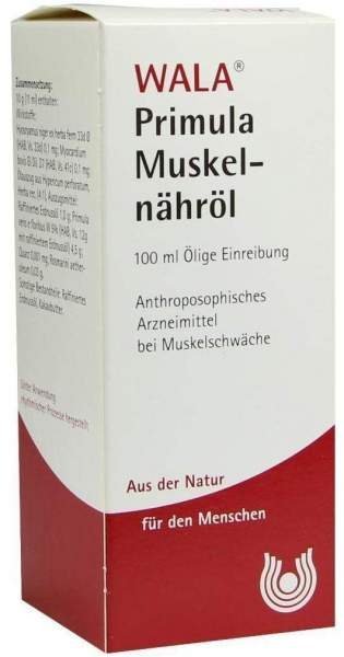 Primula Muskelnähröl 100 ml Öl