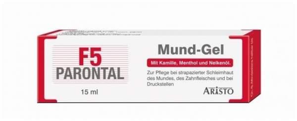 Parontal F5 15 ml Mundgel