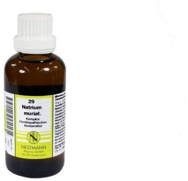 Natrium Muriat. Komplex 29 50 ml Dilution