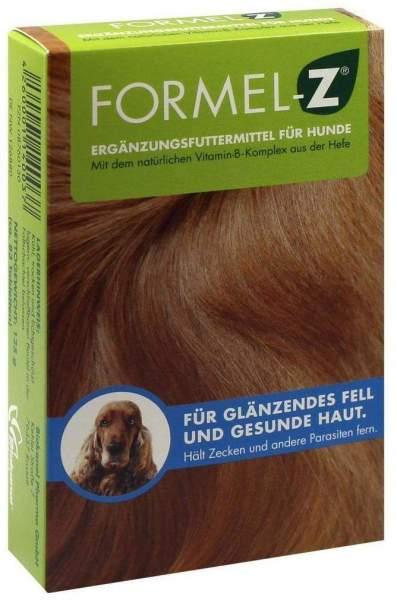 FORMEL Z für Hunde 125 g Tabletten