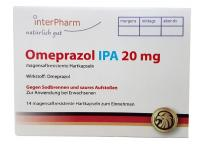 Omeprazol IPA 20 mg magensaftresistente Hartkaps.