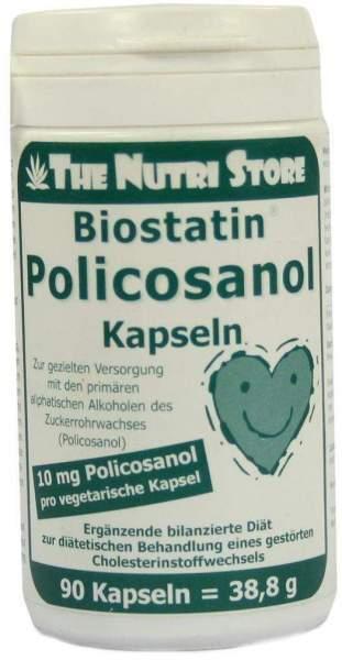 Policosanol 10 mg Kapseln