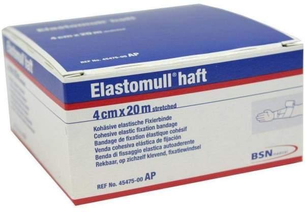 Elastomull Haft 20mx4cm 45475 Fixierbinde